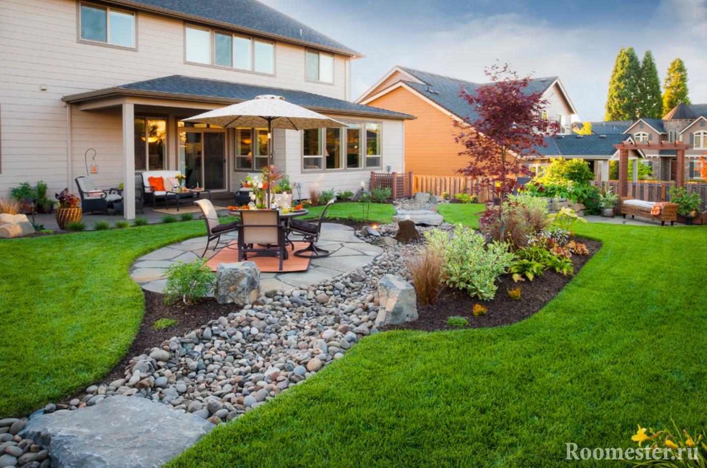 Evin üstesinden gelmek önemli bir inşaat unsurudur